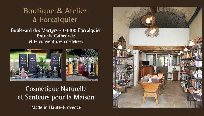 La Boutique à Forcalquier