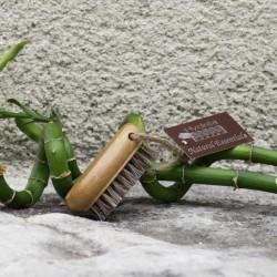 Brosse à Ongle en bambou
