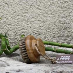 Brosse de Bain ronde en bambou