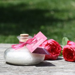 Sel de Bain - Rose Musquée