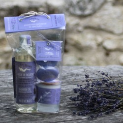 Well Being Trio - Lavender
