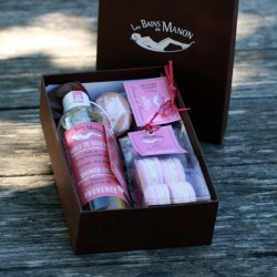Coffret Rose Gourmand
