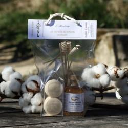 Duo Parfumé - Fleur de Coton
