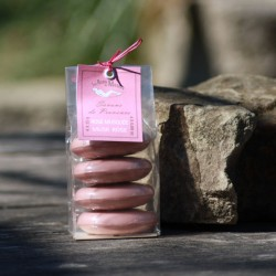 4 Guest Soaps - Musk Rose