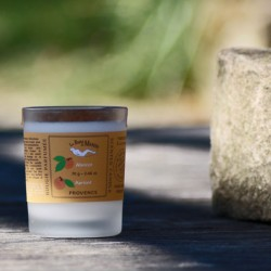 Scented Candle - Apricot
