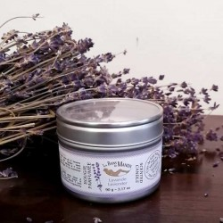 Candle 90 g - Lavandin Grosso