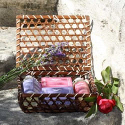 Bamboo Gift box - Rose...