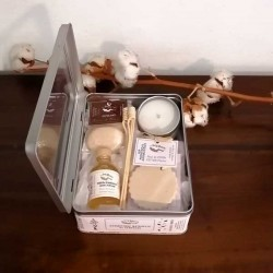 Gift Box Cotton Flower Scent